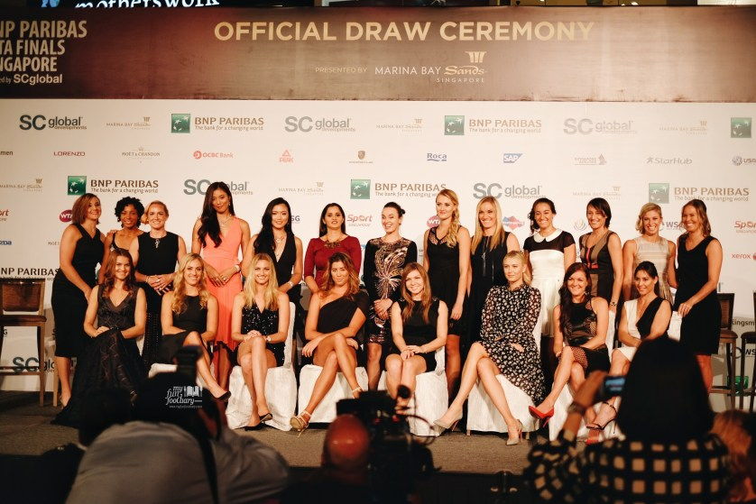 All Women Tennis Player for WTA Finals at Marina Bay Sands by Myfunfoodiary