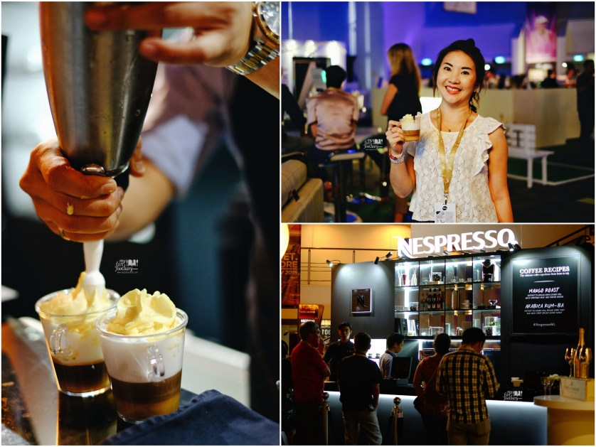 Nespresso at the Indoor Stadium Lounge by Myfunfoodiary