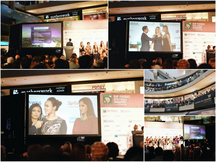 Official Draw Ceremony held at Marina Bay Sands by Myfunfoodiary