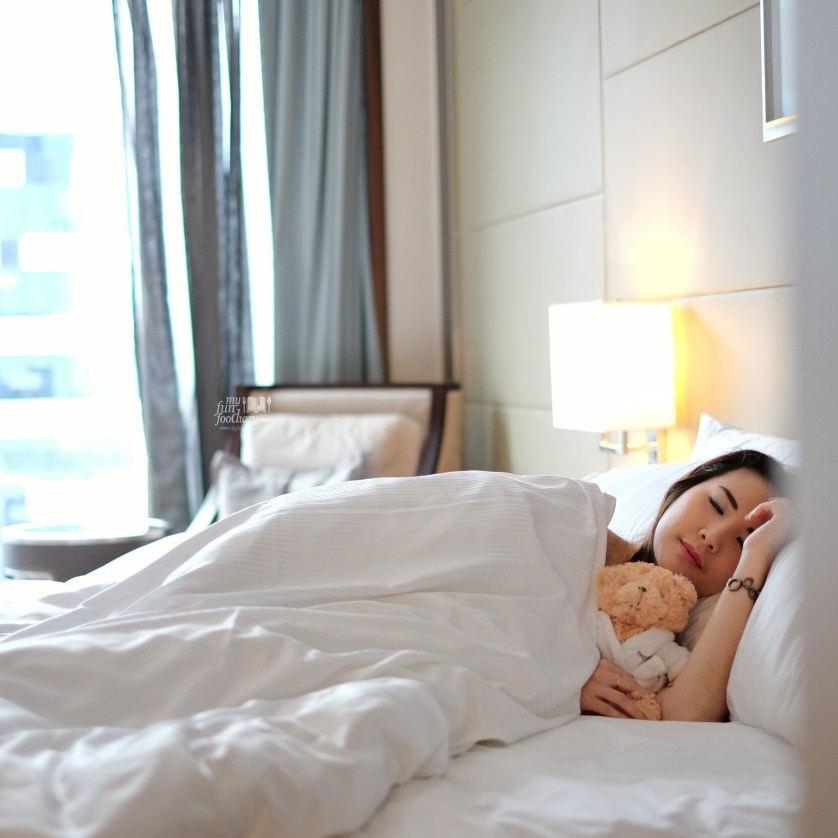 Sleep Well at Westin Singapore by Myfunfoodiary