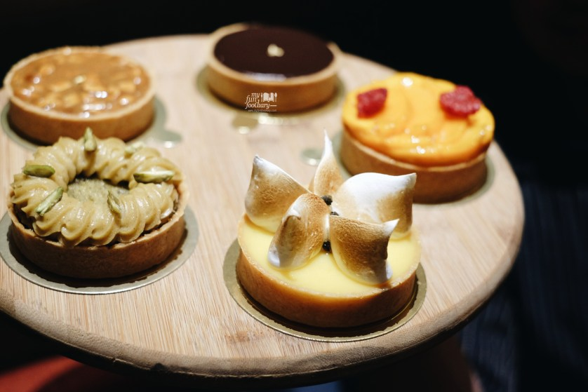 Various Tart at Socieaty Plaza Indonesia by Myfunfoodiary
