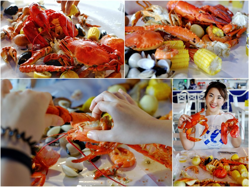 Awesome Fresh Seafood at Crab in da Bag Singapore by Myfunfoodiary