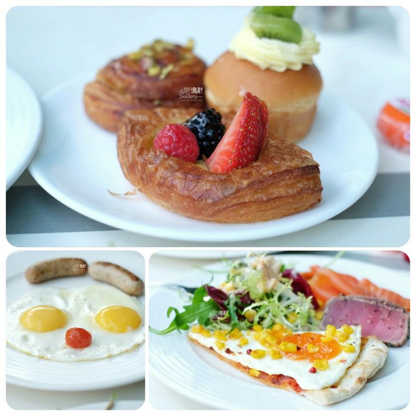 Buffet Breakfast at The Line Shangri-La Singapore day 1 by Myfunfoodiary 02