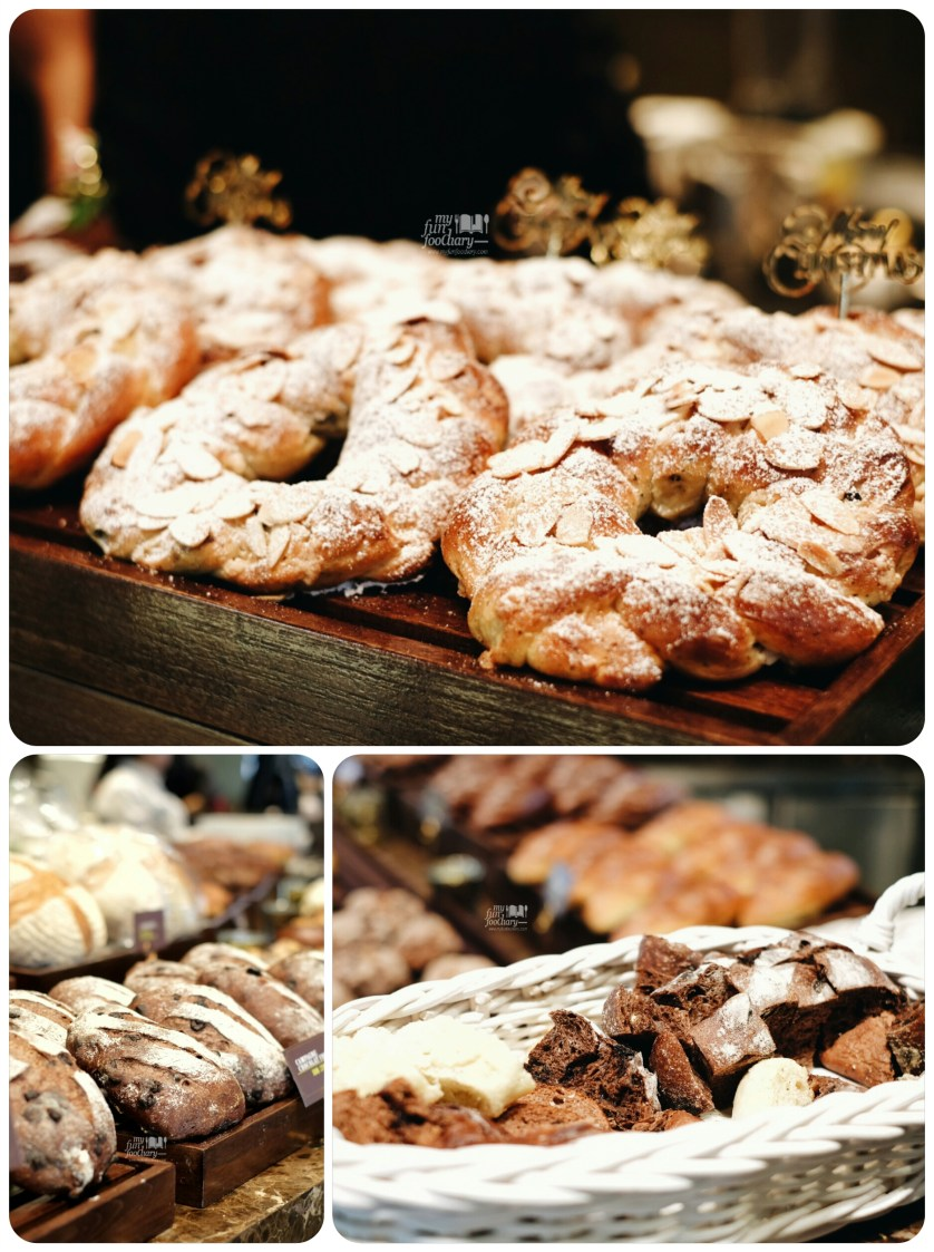 Christmas Wrath and Fresh baked Patisserie at Del' Immo BSD by Myfunfoodiary