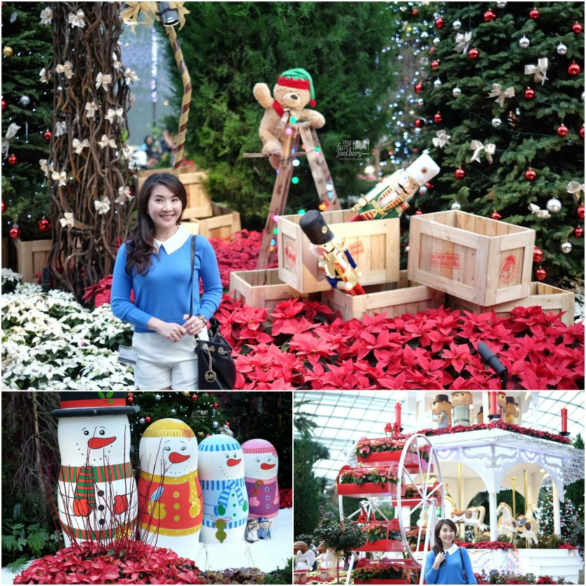 Cute Decorations Christmas Toyland at Gardens By The Bay 2015 by Myfunfoodiary