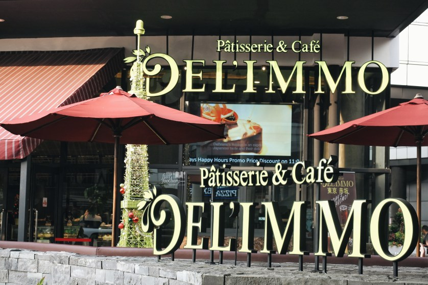 Exterior Del' Immo Patisserie BSD by Myfunfoodiary