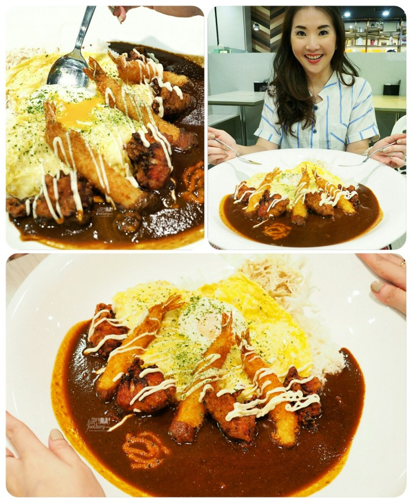 Flame Monster Curry at ION Orchard by Myfunfoodiary collage -1