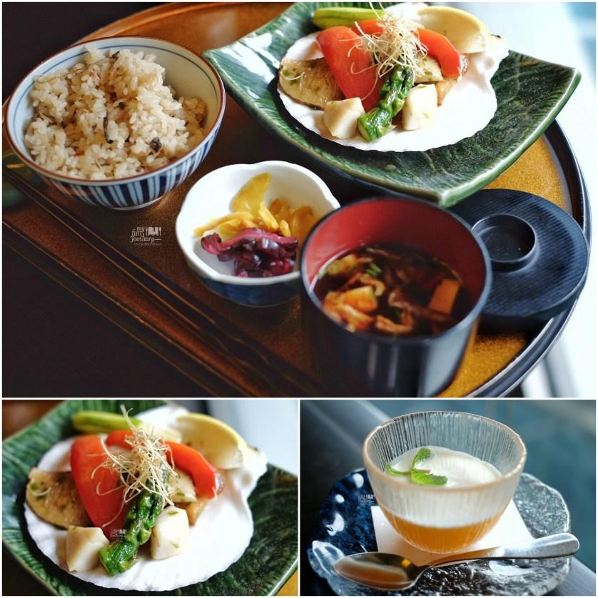 Kaiseki Lunch at Nadaman Restaurant Shangri-La Singapore by Myfunfoodiary