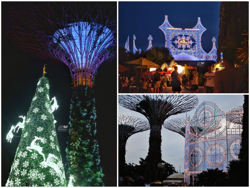 Luminaries at Christmas Wonderland - Gardens by The Bay 2015 by Myfunfoodiary