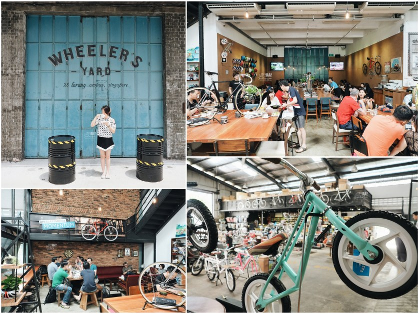Unique and cozy ambiance at Wheeler's Yard by Myfunfoodiary