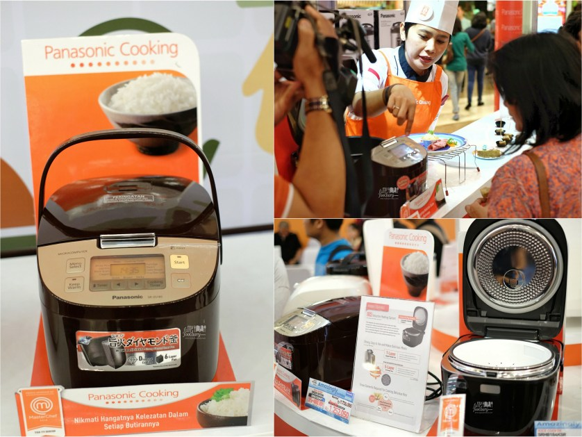 13 in 1 Rice Cooker Panasonic by Myfunfoodiary