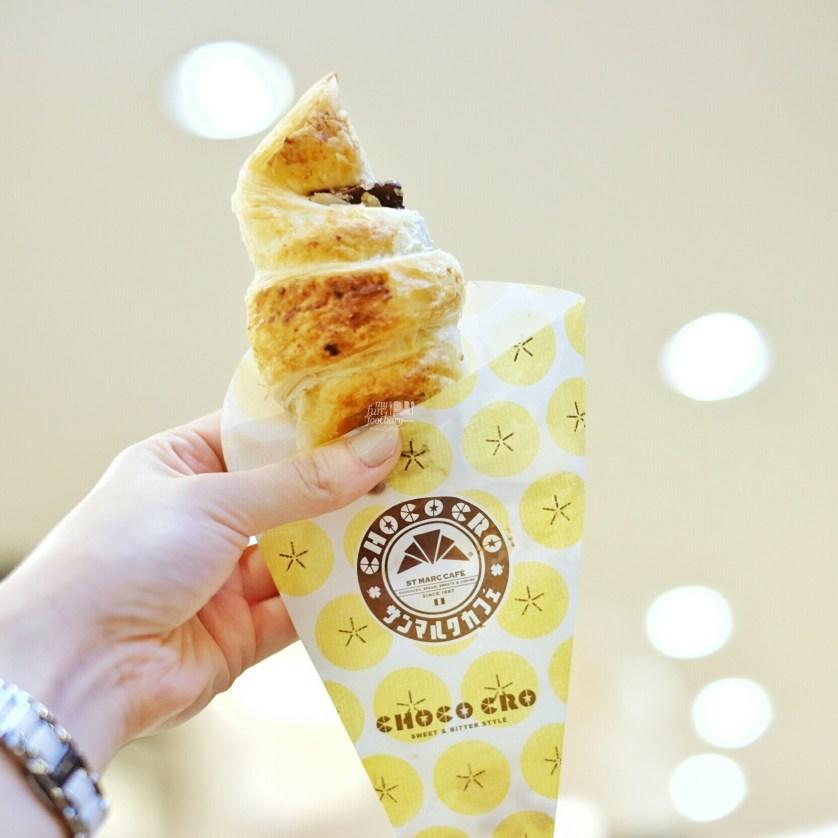 Choco Cro at St Marc Cafe Jakarta by Myfunfoodiary