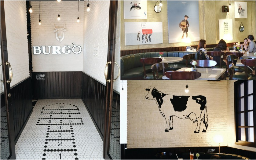 Cozy Ambiance at Burgo Restaurant 02