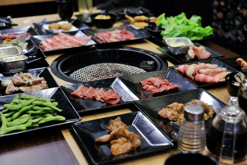 Japanese Grill BBQ All You Can Eat at Gyukaku Lippo Mall Puri by Myfunfoodiary 01