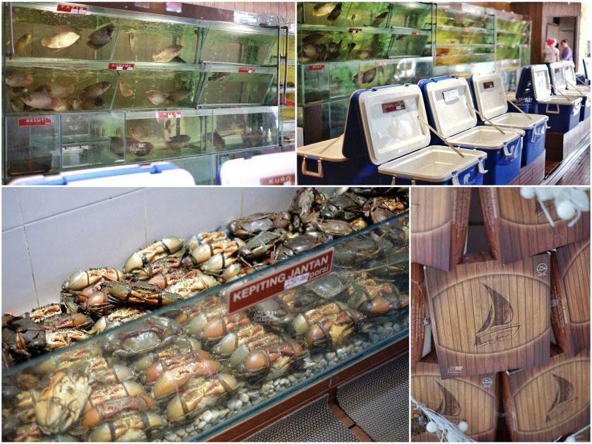 Live Seafood at Layar Seafood Jakarta by Myfunfoodiary
