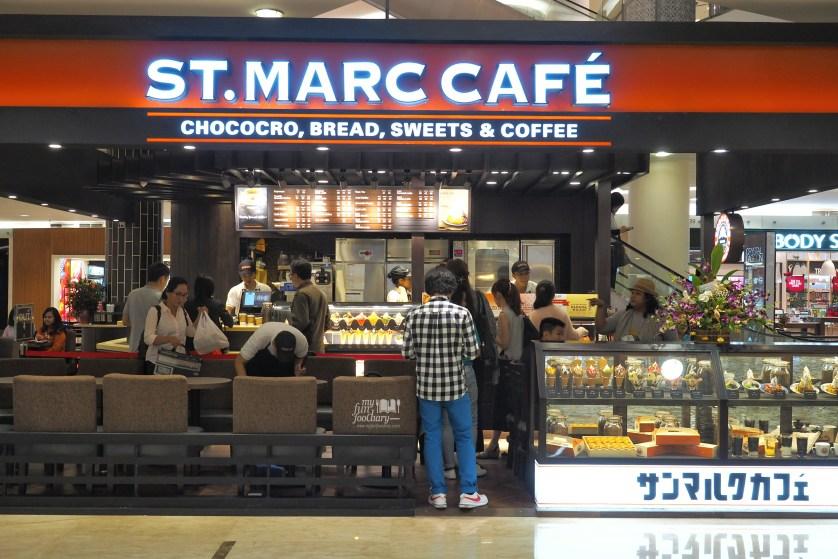 St Marc Cafe Jakarta Senayan City by Myfunfoodiary