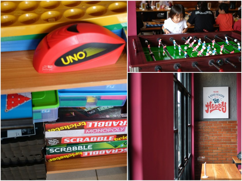 Games and Board available at Warunk Upnormal Gading Serpong by Myfunfoodiary