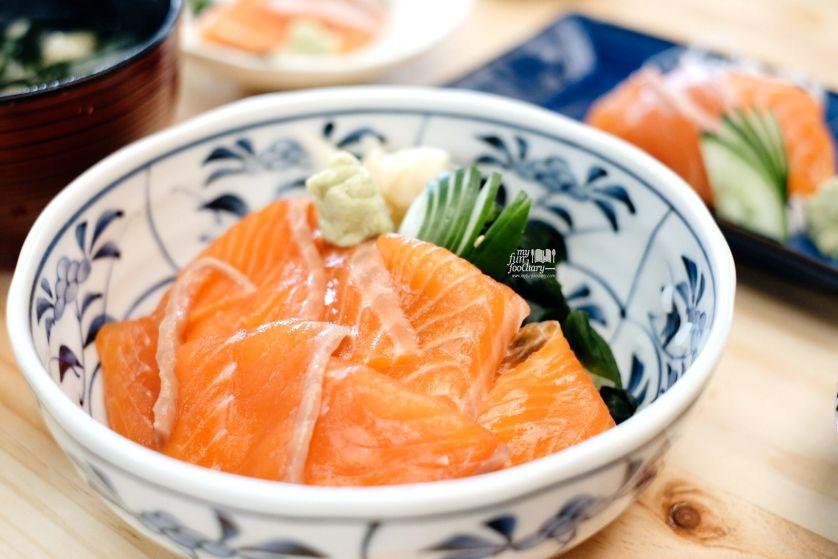 Salmon Donburi Set at Nama Sushi by Myfunfoodiary 01edit
