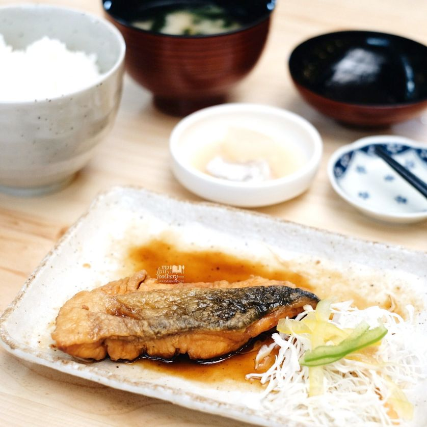 Salmon Teriyaki Set at Nama Sushi by Myfunfoodiaryedit