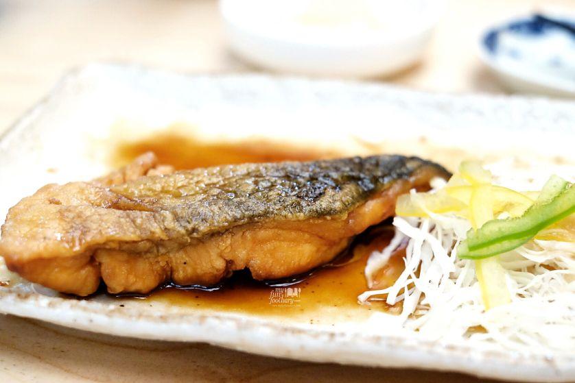 Salmon Teriyaki at Nama Sushi by Myfunfoodiaryedit