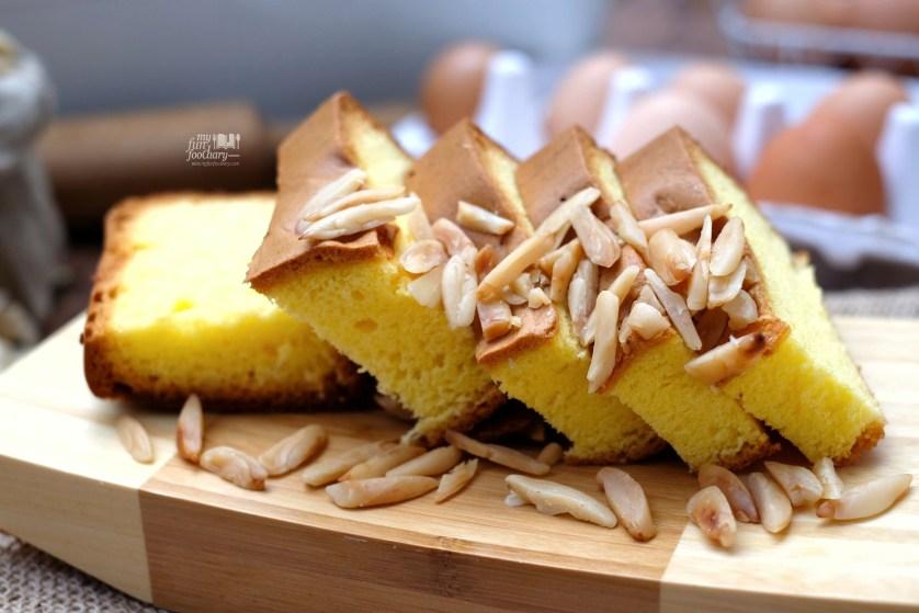 Spiku Kenari by Santis Cake by Myfunfoodiary