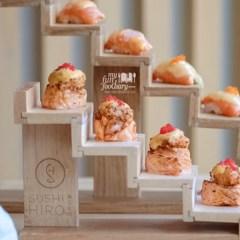 [NEW SPOT] Savour Tasty Sushi Stair at Sushi Hiro, Pantai Indah Kapuk (PIK)