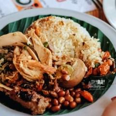 [BALI] Nasi Ayam Kedewatan Bu Mangku