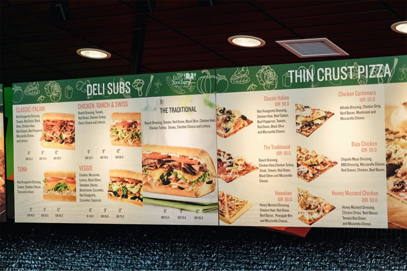 EASY DEAL ALERT! FREE Quiznos Sub!  Quiznos Deli Sub