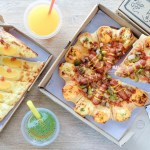 [NEW MENU] Duo Cheesy BBQ Frankfurter Pizza at PHD Indonesia