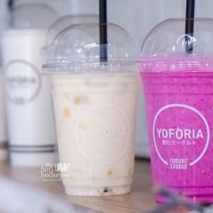 [BANDUNG] Healthy & Fun Yogurt Drink at Yoforia Yogurt Studio