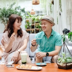 [BANDUNG] Sydwic Cafe – All White Instagenic Cozy Cafe