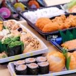[NEW SPOT] AEON SUSHI Dash & Go for Take Away Sushi