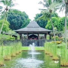 [YOGYA] Memorable Stay Beautiful Garden at Hyatt Regency Yogya