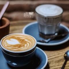 [NEW SPOT] Black Sesame Latte at Nitro Coffee Senopati