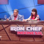 [NEW] Mullie Myfunfoodiary on RCTI for Iron Chef Indonesia