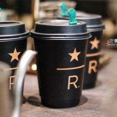 [NEW] Starbucks Reserve Now Brewing Manual Brew at Plaza Senayan