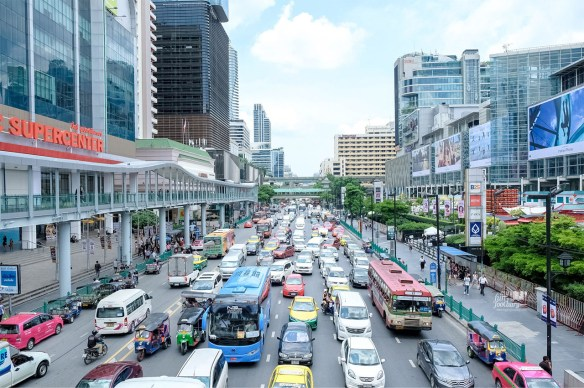Thailand How To Find And Rent A Car In Bangkok To Huahin