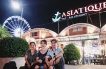 [THAILAND] Asiatique The Riverfront, Huge Open-Air Mall Bangkok