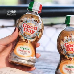 [NEW] Gaul Bareng Good Day Originale Cappuccino