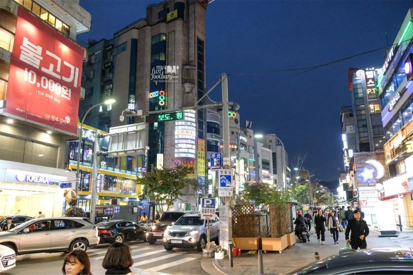 KOREA] Top 15 Food Guide - Must Try in Seoul | myfunfoodiary com