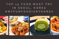 [KOREA] Top 15 Food Guide – Must Try in Seoul