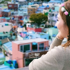 [KOREA] Things To Do in Gamcheon Culture Village, Busan