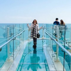 [KOREA] Oryukdo Skywalk Busan, Walking in The Sky (오륙도 스카이워크)