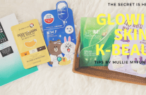 [BEAUTY TIPS] Glowing Skin with Korean Face Sheet Mask
