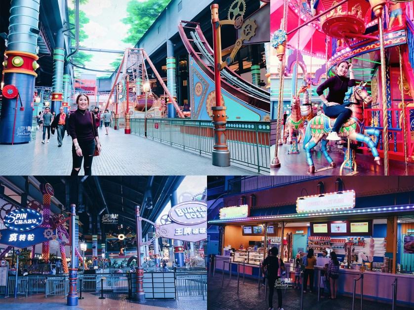 Indoor Theme Park Genting Resorts World Skytropolis Malaysia by Myfunfoodiary