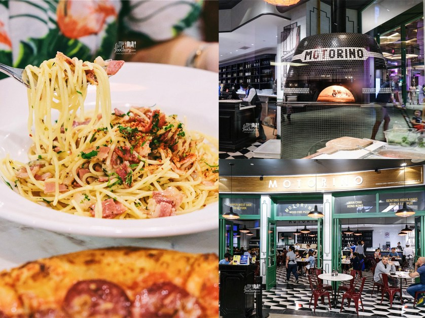 Pizza and Pasta at Motorino Pizza Genting Sky Avenue Mall by Myfunfoodiary