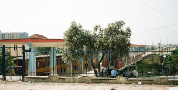 tirana railway station