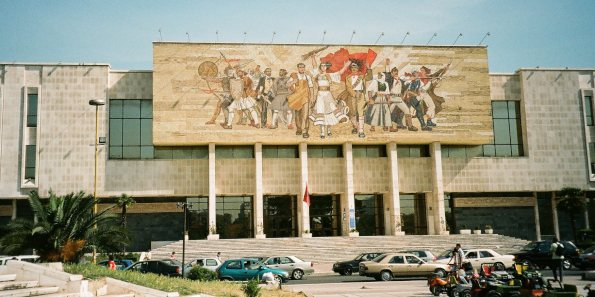national history museum in tirana