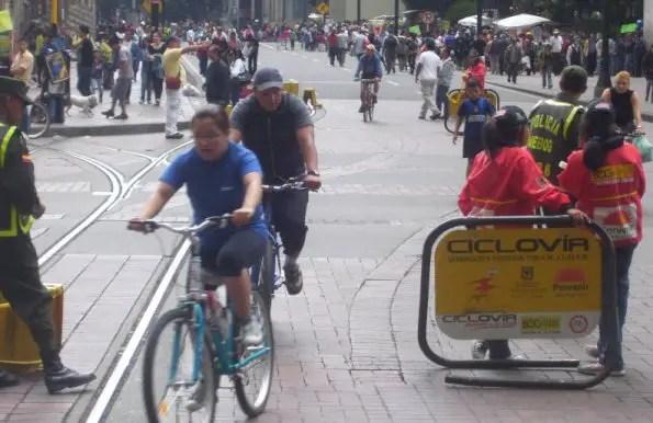 ciclovia: cycling in bogota