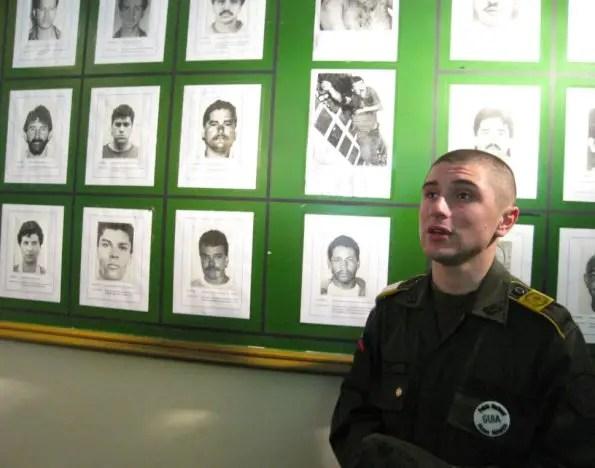 bogota police museum tour